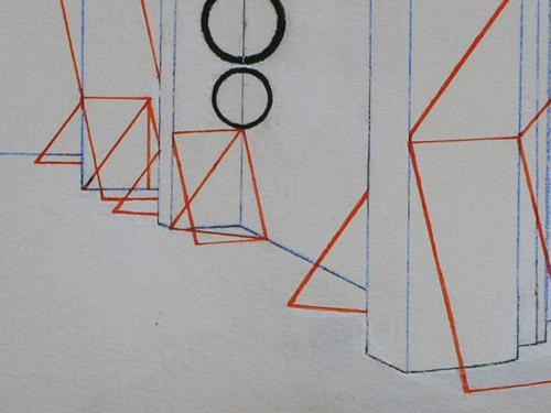 Study for installaton detail
